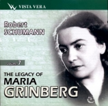 The Legacy of Maria Grinberg / vol.7