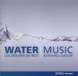 HAENDEL - Labadie - Water Music HWV348-350