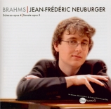 BRAHMS - Neuburger - Scherzo pour piano en mi bémol mineur op.4