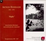 HONEGGER - Honegger - Rugby, mouvement symphonique n°2 H.57