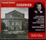 WAGNER - Knappertsbusch - Siegfried WWV.86c (Bayreuth 1957) Bayreuth 1957