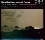 DUTILLEUX - Rophé - Concerto pour violoncelle et orchestre 'Tout un mond + entretien avec Dutilleux