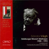 Salzburger Mozart - Matineen 1988 - 1993