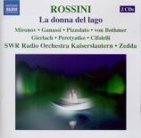 ROSSINI - Zedda - La donna del lago