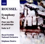 ROUSSEL - Denève - Symphonie n°2 op.23