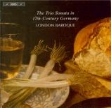 The Trio Sonata in the 17th Century Germany
