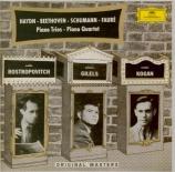 HAYDN - Gilels - Trio avec clavier n°33 en sol mineur op.78 n°2 Hob.XV:1