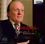 DVORAK - Macal - Symphonie n°3 en mi bémol majeur op.10 B.34