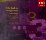 VILLA-LOBOS - Batiz - Bachianas brasileiras (intégrale)