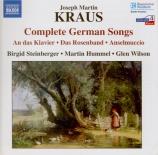 Complete german songs