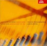 DVORAK - Hrusa - Sérénade pour cordes en mi majeur op.22 B.52
