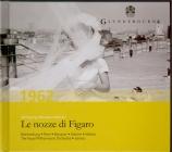 MOZART - Varviso - Le nozze di Figaro (Les noces de Figaro), opéra bouff live Glyndebourne 9 - 6 - 62