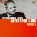 CHOSTAKOVITCH - Gauk - Symphonie n°5 op.47