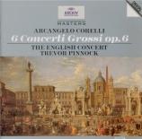 CORELLI - Pinnock - Concerto grosso op.6 n°12