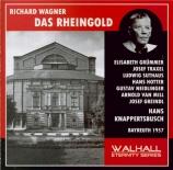 WAGNER - Knappertsbusch - Das Rheingold (L'or du Rhin) WWV.86a live Bayreuth 1957
