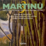 The complete music for violin and orchestra vol.3