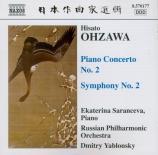 OHZAWA - Saranceva - Concerto pour piano n°2