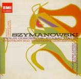 SZYMANOWSKI - Maksymiuk - Concerto pour violon n°1 op.35