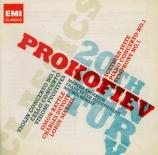 PROKOFIEV - Rattle - Suite Scythe, suite de concert pour orchestre d'apr