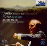 DVORAK - Macal - Symphonie n°9 en mi mineur op.95 B.178 'Du Nouveau Mond
