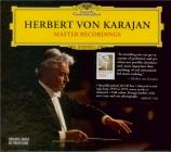 Herbert Von Karajan Master recordings