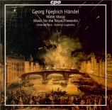 HAENDEL - Guglielmo - Water Music HWV.348-350