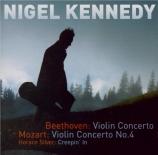 BEETHOVEN - Kennedy - Concerto pour violon en ré majeur op.61