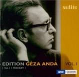 MOZART - Anda - Concerto pour piano et orchestre n°20 en ré mineur K.466 Edition Geza Anda Vol.1