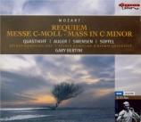 MOZART - Bertini - Messe en ut mineur, pour solistes, chœur et orchestre
