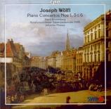 WOELFL - Kronenberg - Concerto pour piano n°1 op.20