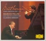 BEETHOVEN - Pollini - Triple concerto pour piano, violon et violoncelle