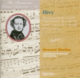 HERZ - Shelley - Concerto pour piano n°3 op.87
