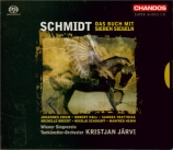 SCHMIDT - Järvi - Das Buch mit sieben Siegeln