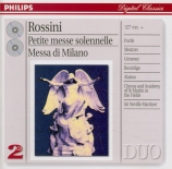 ROSSINI - Marriner - Petite messe solennelle