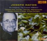 HAYDN - Norrington - Die Schöpfung (La création), oratorio pour solistes