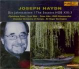 HAYDN - Norrington - Die Jahreszeiten (Les saisons), oratorio pour solis