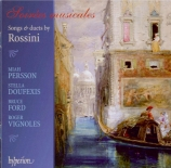 ROSSINI - Persson - Soirées musicales : extraits