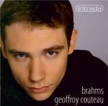 BRAHMS - Couteau - Sechs Klavierstücke, six pièces pour piano op.118