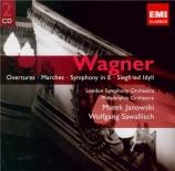 WAGNER - Sawallisch - Das Liebesverbot (La défense d'aimer), opéra WWV.3