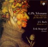 BACH - Bosgraaf - Partita pour flûte seule en la mineur BWV.1013