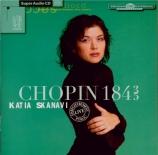 CHOPIN - Skanavi - Deux nocturnes pour piano op.55