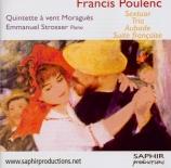 POULENC - Quintette Morag - Sextuor pour flûte, hautbois, clarinette, ba