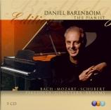 Daniel Barenboim, the pianist