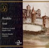 VERDI - Rinaldi - Aroldo, opéra en quatre actes (version révisée de 'Sti Live Scala di Milano, 17 - 11 - 1975