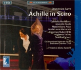 SARRO - Sardelli - Achille in Sciro