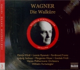 WAGNER - Furtwängler - Die Walküre (La Walkyrie) WWV.86b