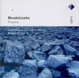 MENDELSSOHN-BARTHOLDY - Corboz - Psaume 42, pour solistes et chœur avec