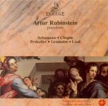 SCHUMANN - Rubinstein - Fantasiestücke, huit pièces de fantaisie pour pi live Lugano 8 - 5 - 61