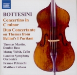 BOTTESINI - Martin - Concertino
