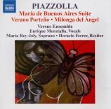 PIAZZOLLA - Versus Ensemble - Milonga del Angel